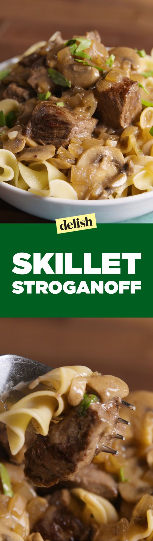 http://www.delish.com/cooking/recipe-ideas/recipes/a49556/skillet-beef-stroganoff-recipe/