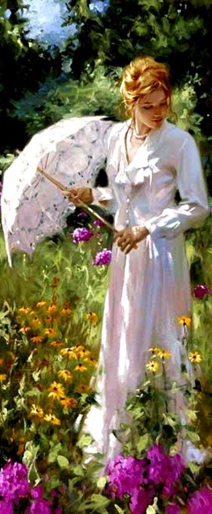 Richard S Johnson Painting