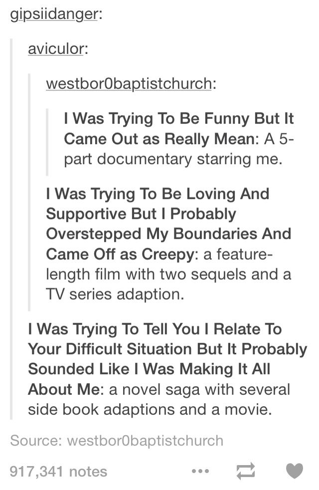 This suits my life so perfectly. Especially the last one.