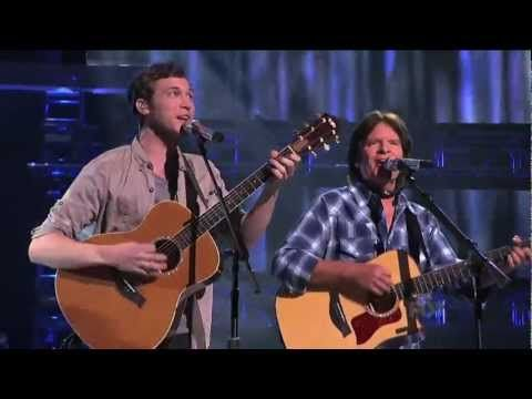 Phillip & John Fogerty: Have You Ever Seen The Rain? - Top 2 Results - AMERICAN IDOL SEASON 11