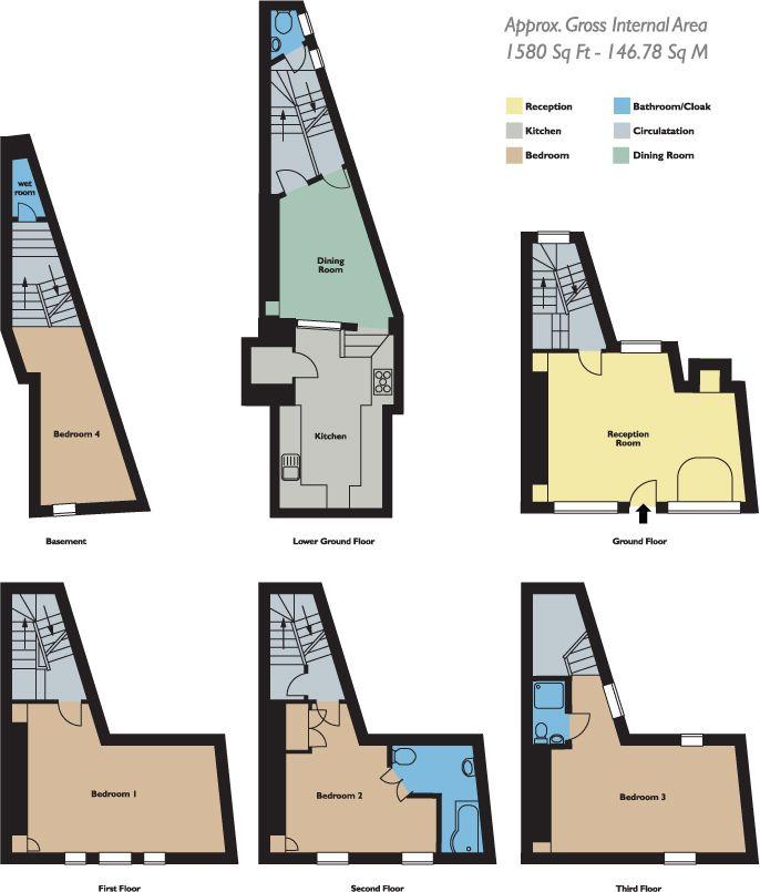1774 best a r c h images on pinterest floor plans for Large master bathroom floor plans