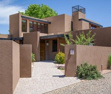130 best images about southwest architecture on pinterest for Contemporary southwest home designs