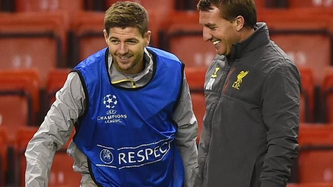 Steven Gerrard latest news: Liverpool legend linked with move to Celtic, Brendan Rodgers speaks