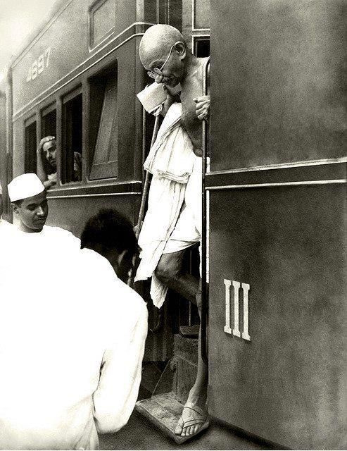 by Kulwant Roy  Mahatma Gandhi, 1940
