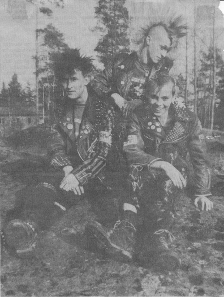 Crude SS (Hardcore punk /Sweden)