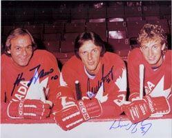 Guy Lafleur / Mike Bossy / Wayne Gretzky