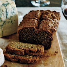 Love this hearty Irish Brown Bread recipe from Food and Wine. No yeast and no rising time!