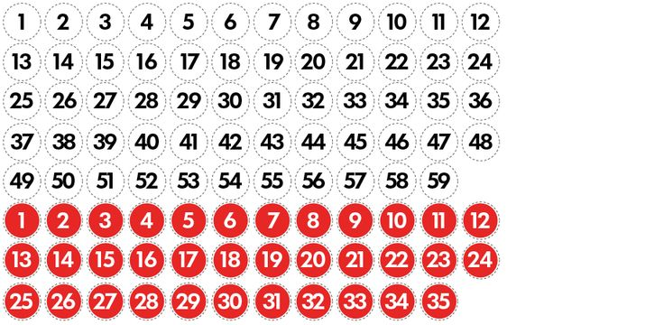 Numbers drawn for $360M Powerball jackpot  http://www.usatoday.com/story/news/nation/2013/05/16/numbers-powerball-jackpot/2164991/