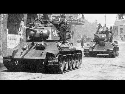 WarThunder-Análisis Tanque medio T-34 (Del modelo 41 al STZ) El equilibr...