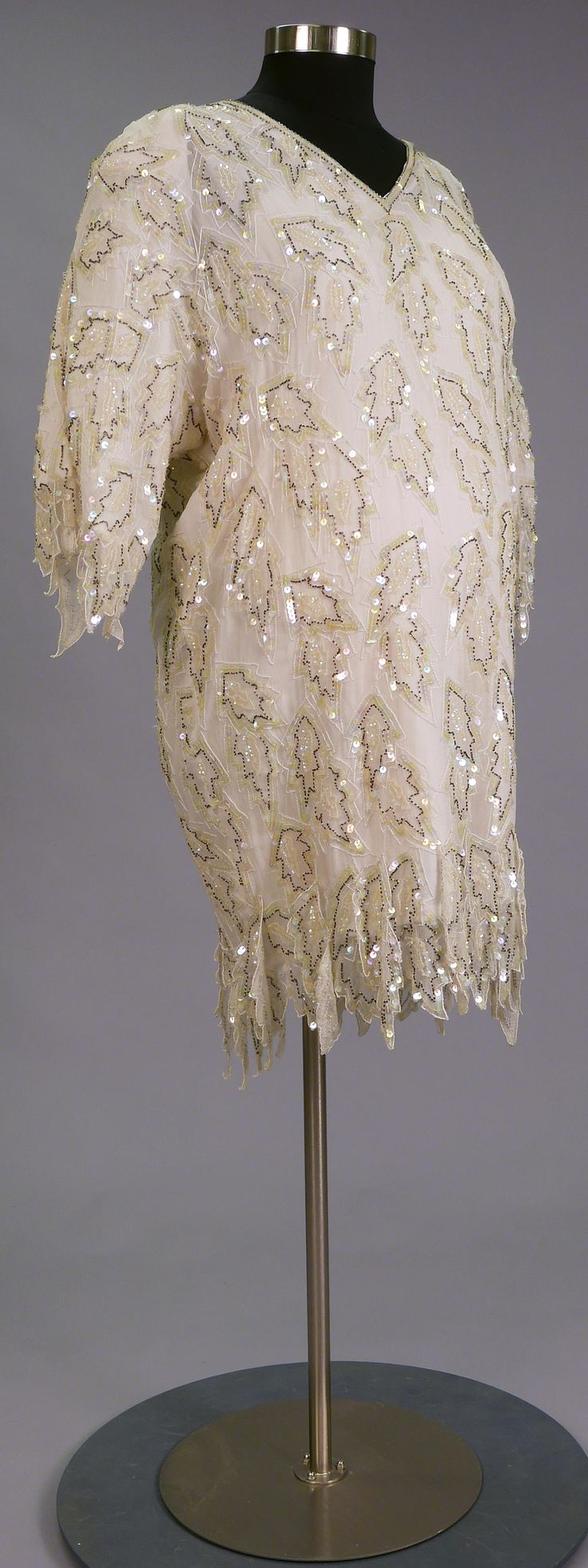 Maternity evening dresses, on this site. This one is vintage 1980.