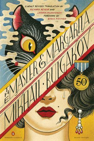 The Master and Margarita by Mikhail Bulgakov   PenguinRandomHouse.com Amazing book I had to share from Penguin Random House