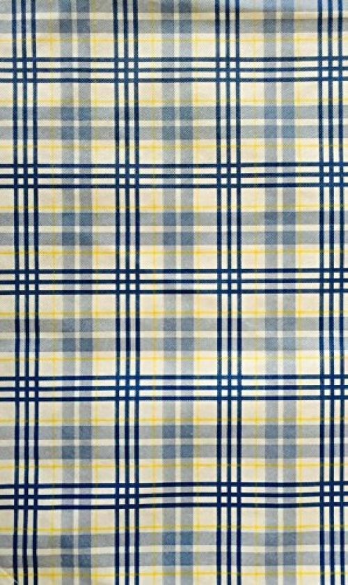 Homestead Plaid Flannel Backed Vinyl Tablecloth 60 Quot X 84