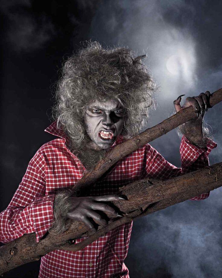 Teen Wolf Halloween Costume