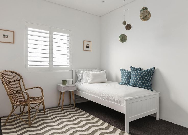 Bedroom | Open House: North Bondi Apartment | est living