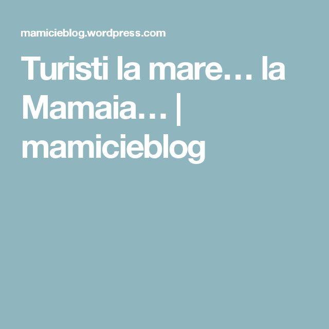 Turisti la mare… la Mamaia… | mamicieblog
