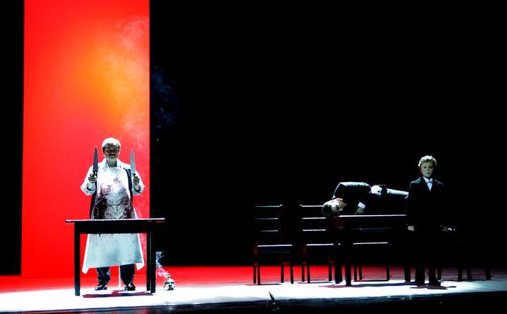 Festiwal Opery Współczesnej prezentuje dzieła operowe, które powstały w XX i XXI wieku #contemporary #opera #Wroclaw