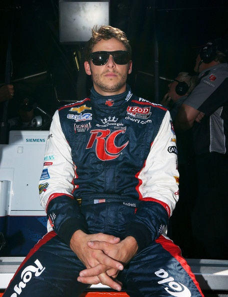 Marco Andretti Photo - The Honda Indy 200 at Mid-Ohio - Day 1