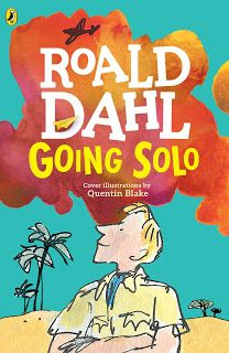 Review: Going Solo by Roald Dahl