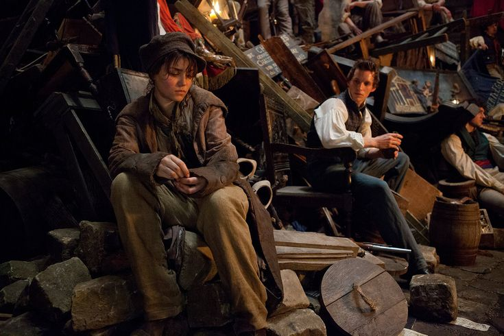Great New Trailer for LES MISERABLES - On My Own - News - GeekTyrant