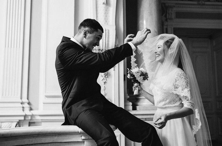 7. Встреча жениха и невесты. Должны быть показаны реакция невесты и жениха. Средний план, т.к. здесь важны эмоции.