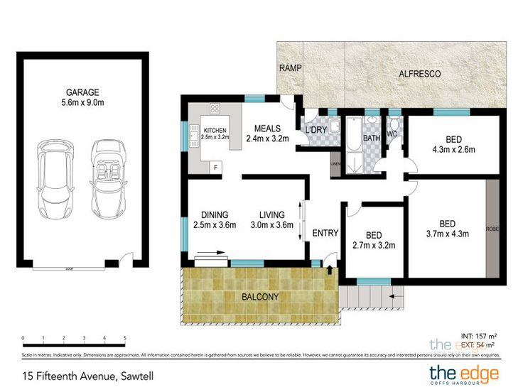 house plan-before