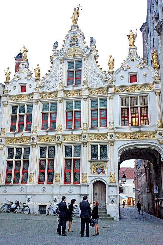Bélgica - Antiguo Registro Civil Brujas