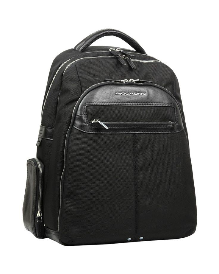 Piquadro Τσάντα πλάτης με Θέση i-Pad CA1813LK-N