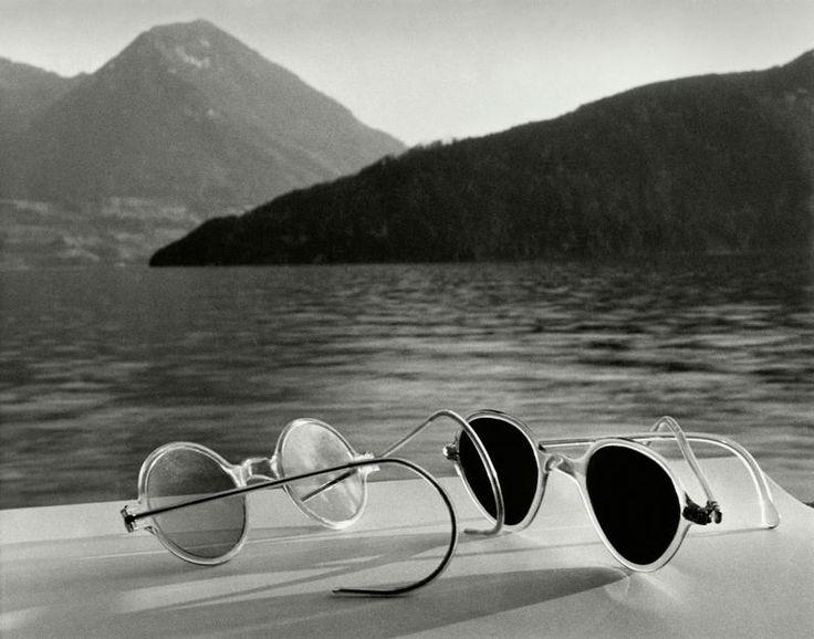 Herbert List. SWITZERLAND. 1936. Lake Lucerne (Lac des Quatre-Cantons).