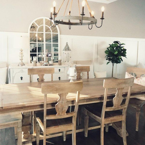 Bradding Shadow Gray Dining Tables Pier 1 Imports Grey Dining Tables Fixer Upper Dining Room Dining Room Table #pier #one #chairs #living #room