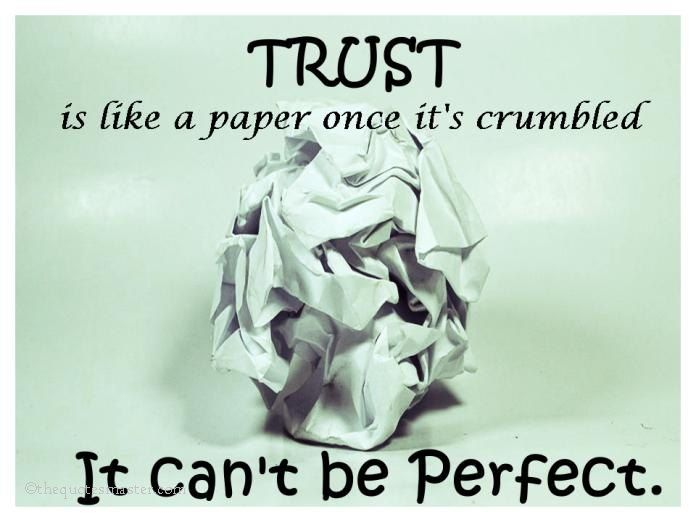 Broken Trust Quotes And Sayings: 1000+ Ideas About Broken Trust On Pinterest