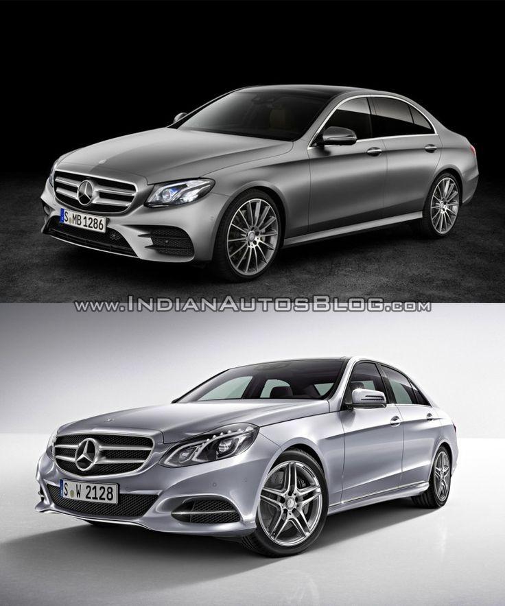 2016 Mercedes E Class (W213) vs Mercedes E Class (W212) – Old vs New