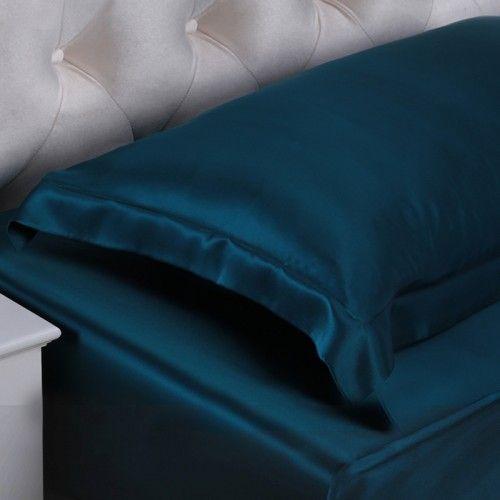 König Blau, Seiden #Kissenbezüge 19MM im Hausfrauen-Stil mit einem 5-Zentimeter-Rand. Sie wird in diesem Jahr deine erste Wahl sein, dank der #100% reinen #Maulbeerseide, die Ihre Haut und Ihr Haar sichtbar verbessert. Wir bestehen stets auf unserer einzigartigen Qualität. Von https://www.oosilk.com/de/19mm-silk-oxford-pillowcase-c.html