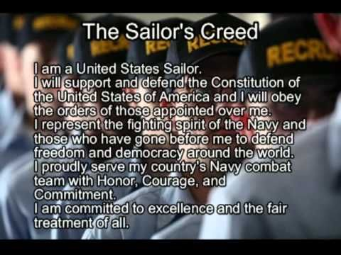 what the soldiers creed means to The soldiers' creed is not the civilians' it is based on a concept of trust between them and their commander-in-chief: spend my life if you have to, but don't waste it wasting lives means spending them in a fight we don't see through to its conclusion.