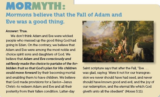 the fall of adam and eve as described in the bible The truth and fiction of adam and eve the rise and fall of adam and eve is aware that neither english nor latin versions can be described as.