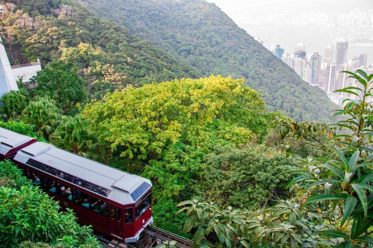 Viewpoint overlooking Kowloon
