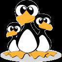Selskabslege - pingvin fodbold