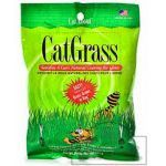 3.5 oz Bag Manufacturer #: 418715 - Grow the grass your cat craves right in the container! - Seeds and growing medium are pre-mixed in the package. - All you do is add water just once! - Special water