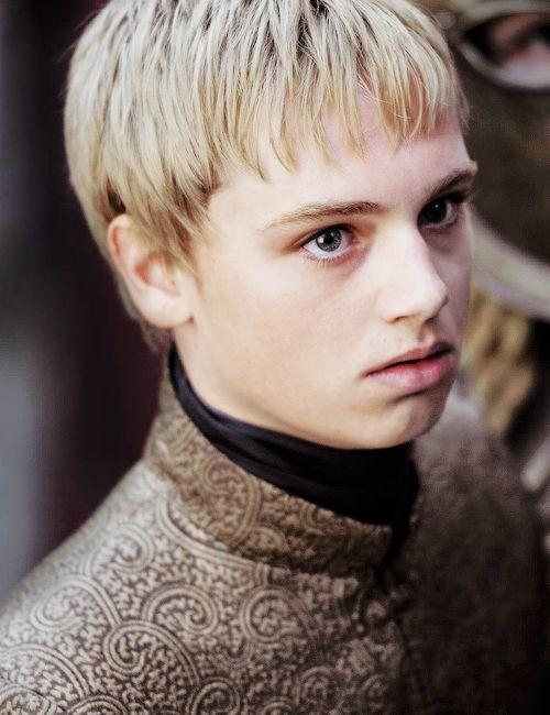 King Tommen Baratheon