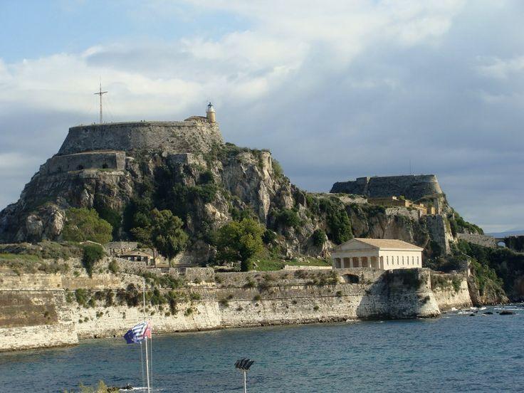 Παλαιό κάστρο Κέρκυρας