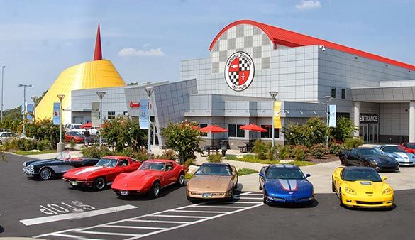 Corvette Museum, Bowling Green, KY