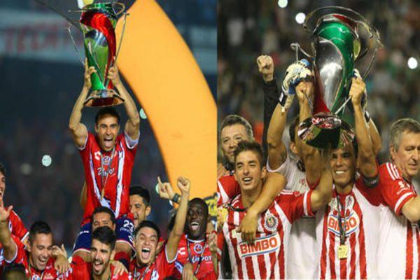 CHIVAS Y TIBURONES DISPUTARÁN UN LUGAR EN COPA LIBERTADORES Tras la victoria sobre el Necaxa en la final de la Copa MX Clausura 2016, Veracruz disputará contra Chivas un lugar en la próxima Copa Libertadores. Será el juego de la llamada Súper Copa MX, que definirá a México 3 para el próximo torneo continental.