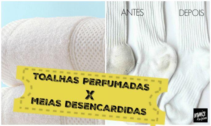 Venha ver como é fácil lavar as roupas encardidas, além de descobrir como deixar as toalhas perfumadas por mais tempo!