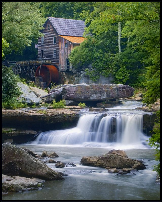 78 Best Images About OlD MiLlS In WeST ViRGiniA On