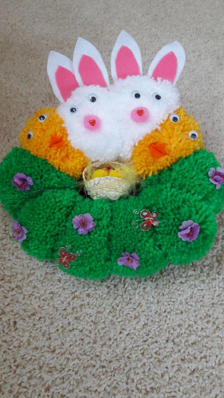 Velikonoční věnec