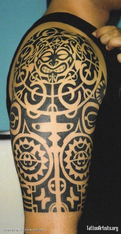 Dayak Tattoo Design #Iban #Dayak #borneo #tattoos #Sarawak #marquesantattoostatoo #marquesantattoosblack
