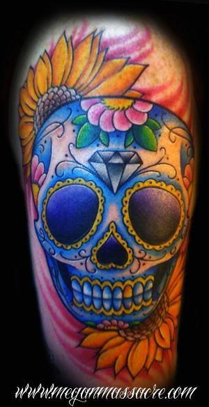 Artist tattoo megan mayhem