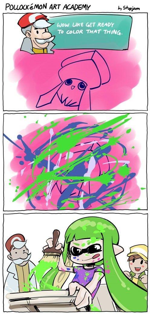 Fan Art - Splatoon