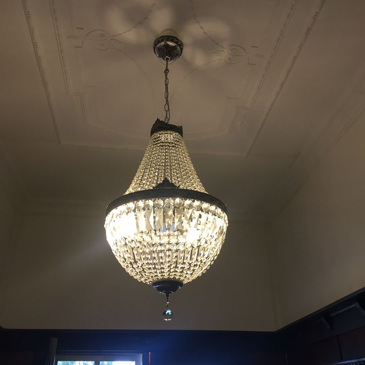 Photo 3: This fixture light is found in a house in Horsham. It gives a fancy and luxury looking to the main entrance of the house.