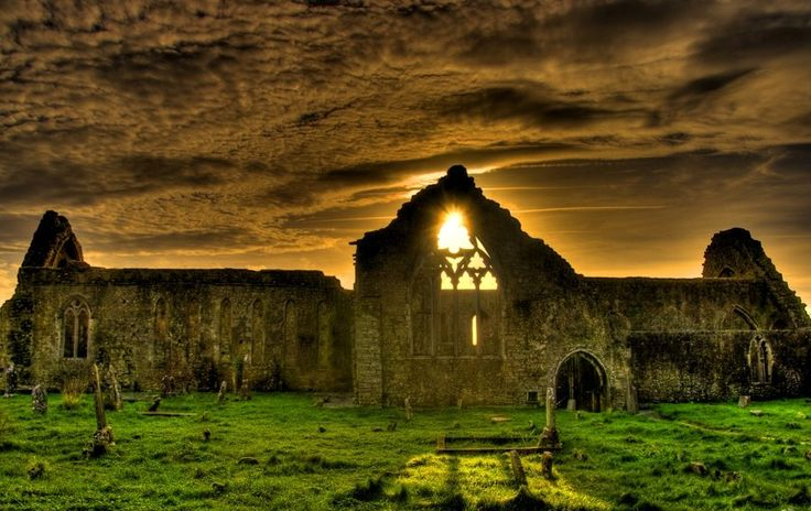 Ireland...wow