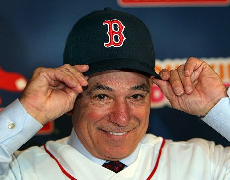 Bobby Valentine Red Sox Manager. He Managed The TX Rangers From 1985 1992